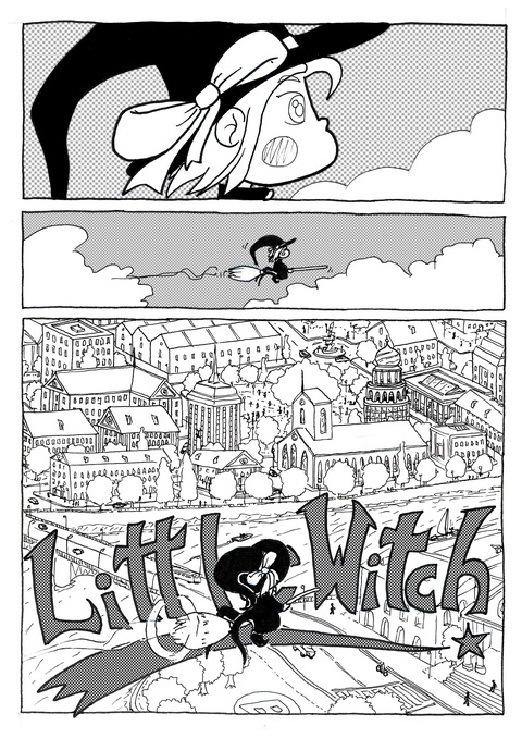 Little Witch 01-02