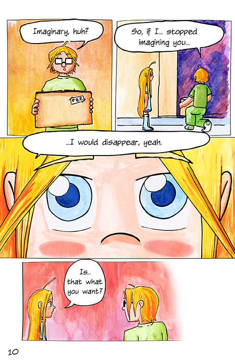 Imaginary Daughter 10-11