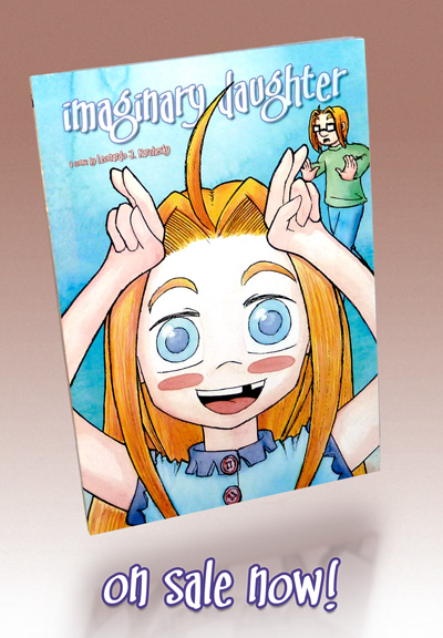 Imaginary Daughter book