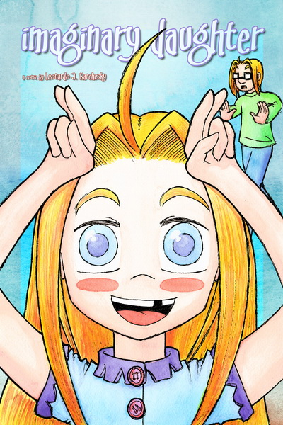 Imaginary Daughter book frontcover